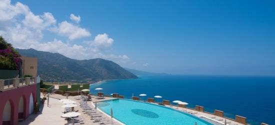 £51 per night | Hotel Avalon Sikani, Sicily, Italy