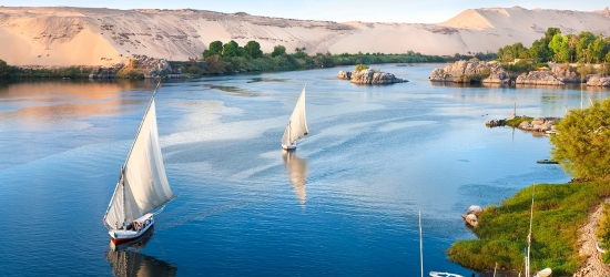 Egypt: 7-night Nile cruise & 7-night all-inc Red Sea stay