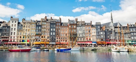10-night no-fly British Isles & River Seine cruise, save 65%