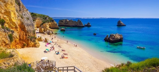 Deluxe all-inc Algarve holiday