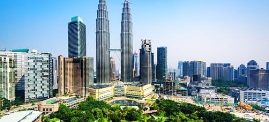 Luxury Kuala Lumpur holiday & breakfast