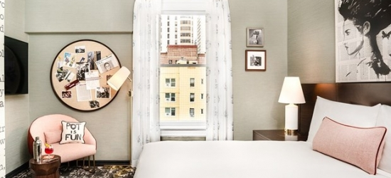 £123 -- Visit San Francisco: Weekends at New Hotel, 45% Off