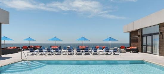 £110 -- Beachfront Long Island Hotel w/Breakfast, 40% Off