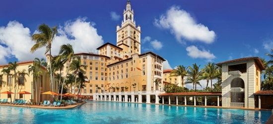 £204 -- Miami: Luxe Suite at the Famed Biltmore, 40% Off