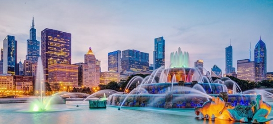 £351 & up-- Chicago: 5-Star Suite Near Mag MIlew/£76 Credit