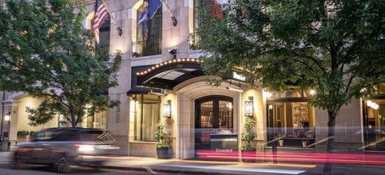 £113 -- Luxe Portland Hotel incl. Weekends