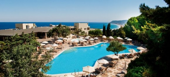 Greece / Rhodes - All Inclusive Stay with Forest or Sea Views at the Amathus Beach Hotel 5*
