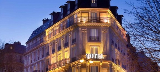 Paris - Chic Hotel by the Champs-Elysées at the Champs Elysees Friedland 4*