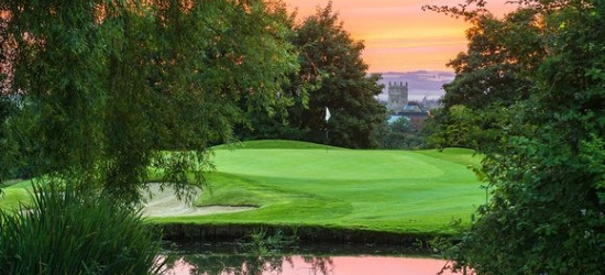 Cotswolds - Golf & Spa Hotel in Glorious Countryside at the Tewkesbury Park Hotel 4*