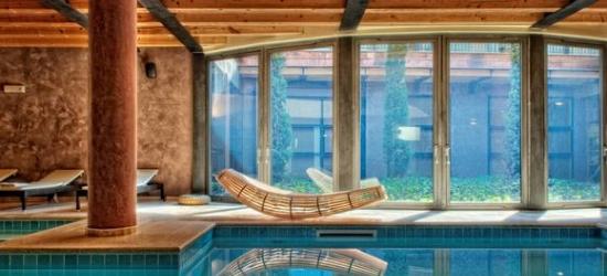 Verona - Wellness & Tranquillity in Modern Four-Star Hotel at the Hotel Veronesi La Torre 4*