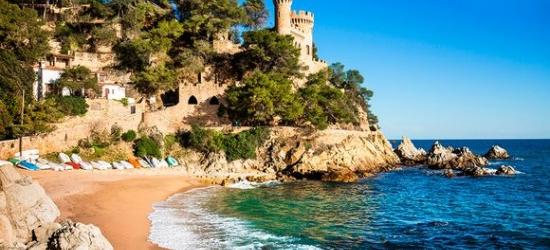 Costa Brava - Fabulous Coastal Getaway to Spa Hotel at the GHT Hotel Aquarium & Spa 4*