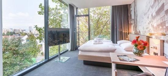 Germany / Frankfurt  - Dream Accommodation in City Hotel at the Living Hotel Frankfurt 4*