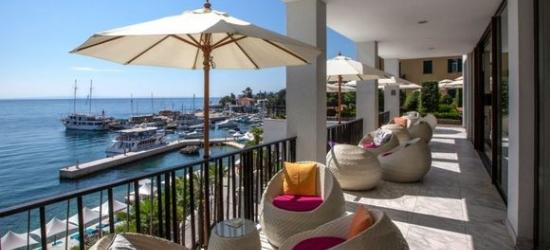 Adriatic Coast / Croatia - Luxurious Coastal Break at Riverside Hotel at the Amadria Park Hotel Royal 4*