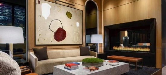 New York City - Sleek Hotel in Incredible Times Square Location at the AC Hotel by Marriott New York Times Square 4*