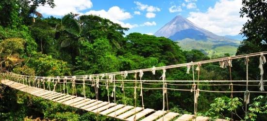 Costa Rica / Tour - Wildlife, Wonder and Discovery in Costa Rica at the Discover Costa Rica Tour with Manuel Antonio Beach Extension 4*