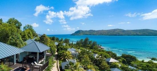 Seychelles - Luxury Collection: Incredible Ocean View Villa at Paradise Resort at the Raffles Praslin Seychelles 5*