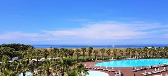 Algarve - Opulent Beachfront Getaway with Impressive Wellness Facilities at the Vidamar Resort Algarve 5*