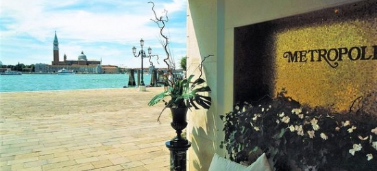 Venice - Eclectic Design Hotel Overlooking the Lagoon at the Hotel Metropole Venice 5*