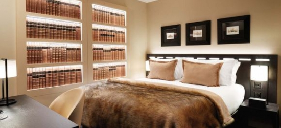 London - Design Hotel in Prime Location at the The Nadler Victoria 4*