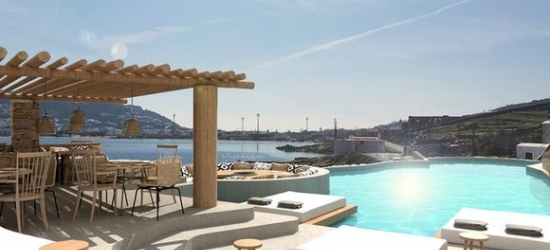 Greece / Mykonos - Chic Cycladic Boutique in Splendid Island Location at the Dreambox Mykonos Suites 4*