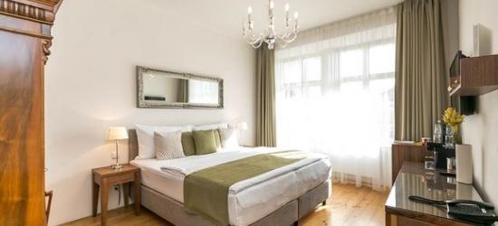 Prague - Boutique Hotel near the Charles Bridge at the Hotel Golden Key 4*