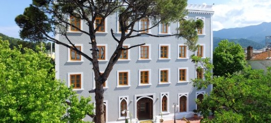 Greece / Thassos - Stylish Design Hotel on a Charming Greek Island at the A for Art 4*