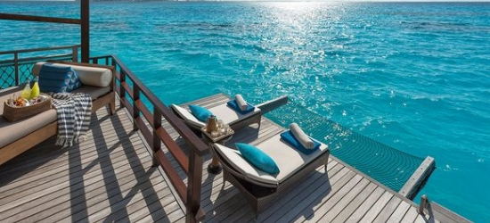 Maldives  - Breathtaking Water Villa Relaxation in Total Paradise at the Shangri-la's Villingili Resort & Spa Maldives 5*