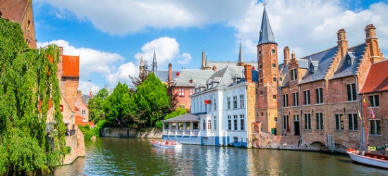 Belgium / Bruges - Medieval Marvels in Converted 18th Century House at the Hotel The Peellaert 4*