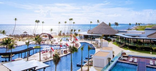 Dominican Republic / Punta Cana - Beachfront All Inclusive Adults-Only Escape at the Chic by Royalton Punta Cana 5*