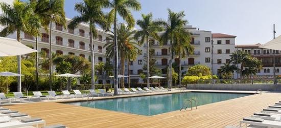 Tenerife - Luxury Collection: Lavish Sun-Soaked Iberostar Resort at the Iberostar Grand Hotel Mencey 5*