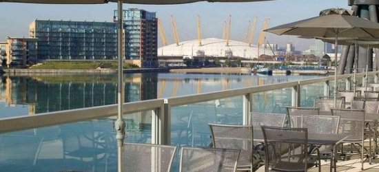 United Kingdon / London - Chic Docks Hotel and River Cruise Experience at the Novotel London Excel 4* with Thames River Cruise