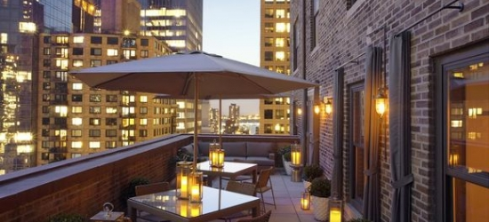 New York City - Uptown Big Apple Luxury Break at the WestHouse New York 5*