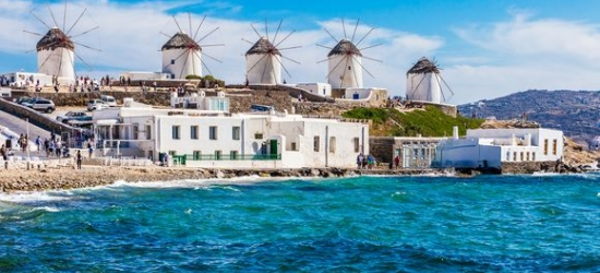 Greece / Mykonos - Boutique Getaway Overlooking the Aegean Sea at the My Mykonos Hotel 4*