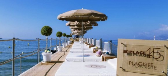 Cannes - Seafront Hotel on La Croisette at the Grand Hotel Cannes 5*