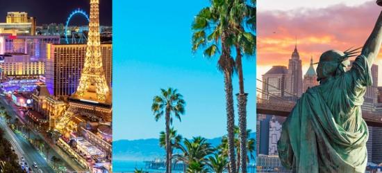 Los Angeles & Las Vegas - West Coast Adventure, Sin City Stay & Optional Big Apple Break at the Freehand Los Angeles 4*, The Palazzo 5* & Optional New York Stopover 4*