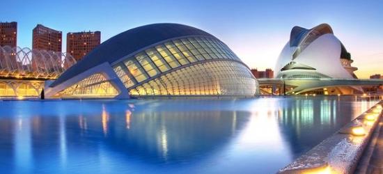 Valencia - Modern Design Nearby the Port at the Sercotel Acteón Valencia 4*