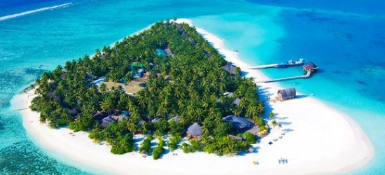 Maldives - Beach Villas on Idyllic Island at the Angsana Velavaru 5*