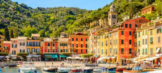 Cinque Terre Region - Outstanding Sea Views on Stunning Coast at the Best Western Hotel Regina Elena 4*