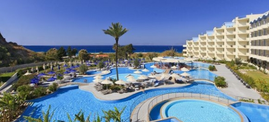 Greece / Rhodes - Luxury Collection: Upscale Spa Hotel with Aegean Views at the Atrium Platinum Luxury Resort Hotel & Spa 5*