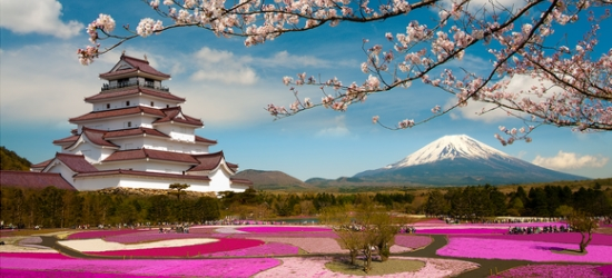 Japan / Tokyo, Hakone, Kyoto & Osaka - Glittering Capital, Traditional Charms & Spiritual Cities at the Discover Japan 3 & 4*