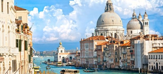 Venice - Traditional Romance on the Grand Canal  at the Hotel Carlton on the Grand Canal 4*