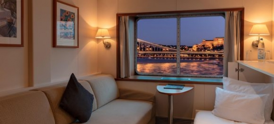 The Danube / Cruise - Stunning River Cruise Beginning in Vienna at the Danube Imperial Cruise