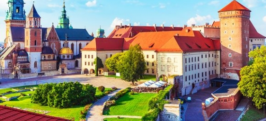 Poland / Krakow - Contemporary Oasis in the City Centre at the Vienna House Andel's Cracow 4*