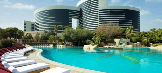 United Arab Emirates / Dubai - Contemporary Style on Dubai Creek at the Grand Hyatt Dubai 5*