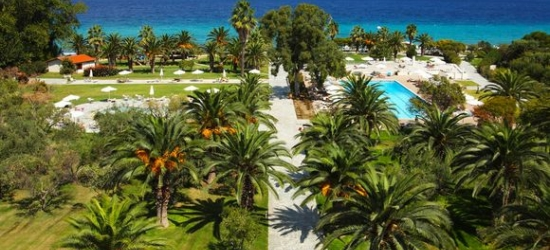 Greece / Halkidiki - Luxurious Hotel Close to Blue Flag Beach at the Kassandra Palace Hotel 5*