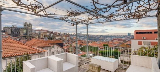 Porto - Experience Stunning Terrace Views & a Boutique Apartment Stay at the Flores Village Hotel And Spa 4*