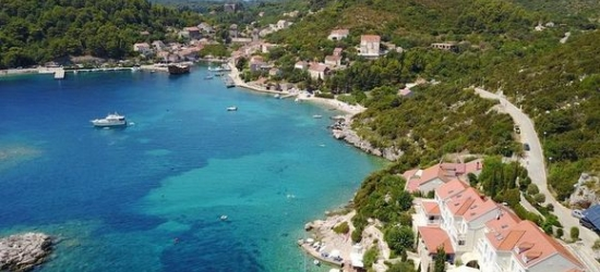 Croatia / Sipan Island - Sun-Soaked Contemporary Waterfront Retreat at the Hotel Bozica 4*