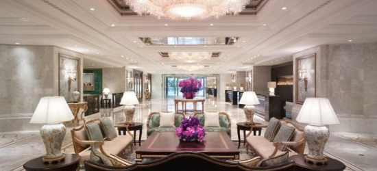 Istanbul - Luxury Collection: Enchanting Hotel with Chandelier-Accented Rooms at the Shangri-La Bosphorus, Istanbul 5*