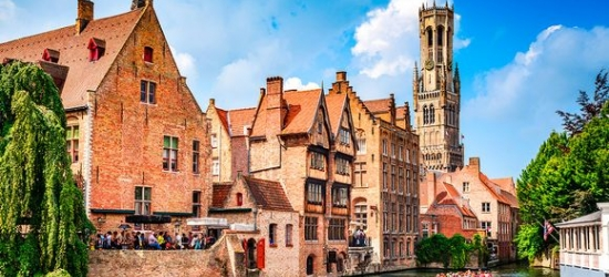 Belgium / Bruges - Stylish Stay in Bruges with Optional Brussels Stopover at the Hotel Prinsenhof 4* & Optional Brussels Extension