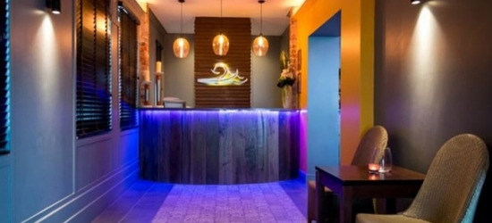 Bournemouth: Double Room for Two with Breakfast, Dinner, Coffee and Cake, and Spa Credit at The Ocean Beach Hotel & Spa